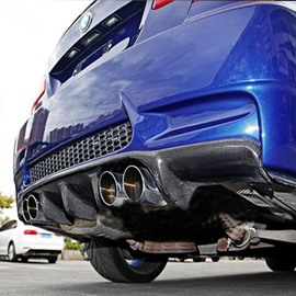 Fantastic Cool Special Car Models Carbon Fiber Rear Diffuser