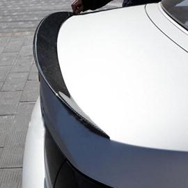 Beautiful Sport Series Special Carbon Fiber Trunk Boot Lip Rear Spoiler