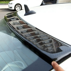 Practical Wide Surface Design Carbon Fiber Roof Spoiler