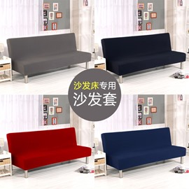 Waterproof Slip Resistant Polyester Material Simple Style Sofa Slipcover