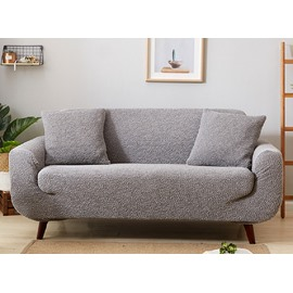 Japanese Style Anti-Slip Waterproof Polyester Material Sofa Cover