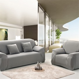 Simple Style Slip Resistant Waterproof Polyester Material Sofa Covers