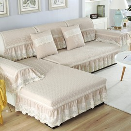 Anti-Slip Water Resistant Soft Simple Style Sofa Covers