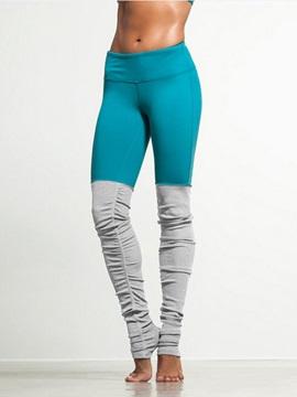 Elastics Closure Type Skinny Model Moderate Elasticity Full Length Sport Pants