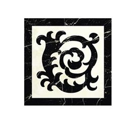 Square Pattern PVC Waterproof Eco-friendly Floor Art Tile Sticker