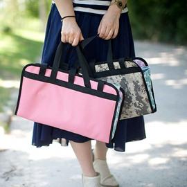 Waterproof Oxford Cloth Folding Storage Bag Travel Organizer