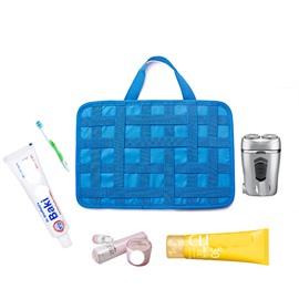 Rubber Elastic Band Storage Bag Travel Organizer