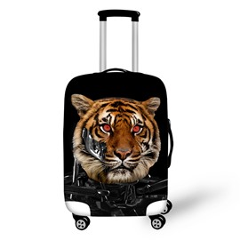 Tiger's Face Waterproof High Quality Outdoor Travel 3D luggage Covers
