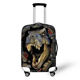 3D Animals Pattern Dinosaur Waterproof Anti-Scratch Travel Luggage Cover