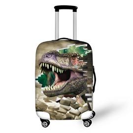 3D Dinosaur Pattern Waterproof Luggage Cover Protector 19 20 21