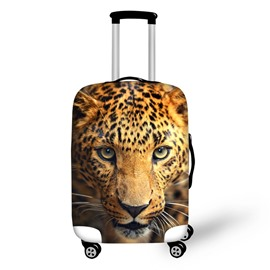 3D Pattern Acinonyx jubatus Anti-Scratch Travel Luggage Cover Suitcase