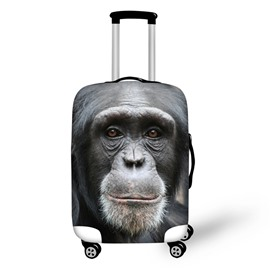 3D Orangutan Pattern Waterproof Luggage Cover Protector 19 20 21