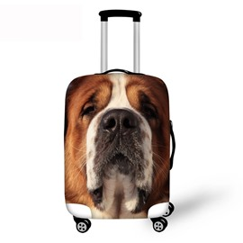 3D Pattern Heartbroken Dog Waterproof Suitcase Protector 19 20 21
