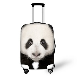 3D Panda Cute Pattern Waterproof Suitcase Protector 19 20 21