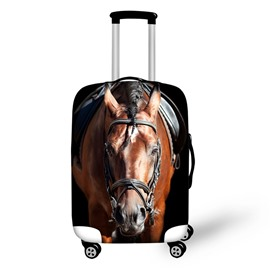 3D Horse Animal Pattern Waterproof Suitcase Protector 19 20 21