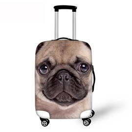 3D Animals Dog Pattern Waterproof Suitcase Protector 19 20 21