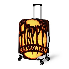 Halloween Ghost Night Waterproof Suitcase Protector for 19 20 21