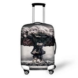 Mushroom Cloud Waterproof Suitcase Protector for 19 20 21