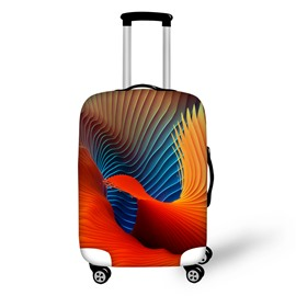 Abstract Desert Waterproof Suitcase Protector for 19 20 21