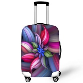 Magic Flower Waterproof Suitcase Protector for 19 20 21