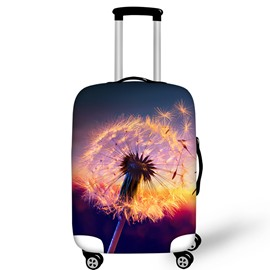 Dandelion Dusk Waterproof Suitcase Protector for 19 20 21