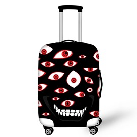 Evil Eyes Waterproof Luggage Suitcase Protector for 19 20 21