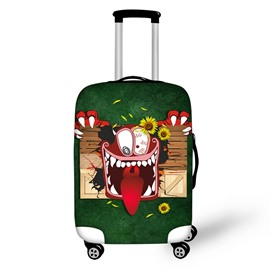 Crazy Monster Waterproof Luggage Suitcase Protector for 19 20 21