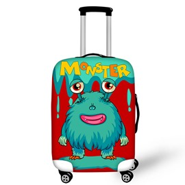Big Eye Monster Waterproof Luggage Suitcase Protector for 19 20 21