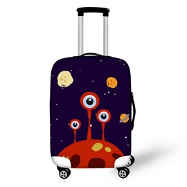Monster Universal Waterproof Luggage Suitcase Protector for 19 20 21