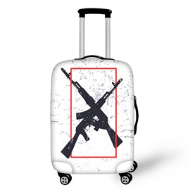 Two Guns Waterproof Luggage Suitcase Protector for 19 20 21