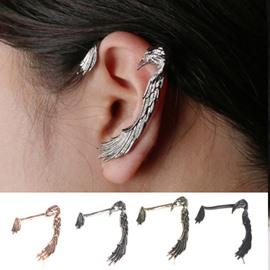 Eagle Wings Shape Ear Clip Earring