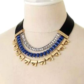 Women' s Europen Style Personality Choker Necklace