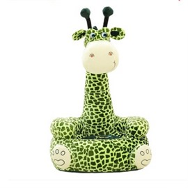 Cute Giraffe Cartoon Pattern Children Lazy Sofa Tatami Seat