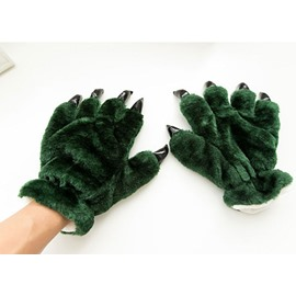 High Quality Cozy Fashion Adorable Animal Claw Costume Paw Gloves