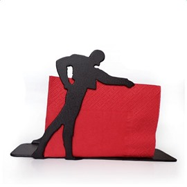 Super Cool Spanish Matador Design Napkin Holder