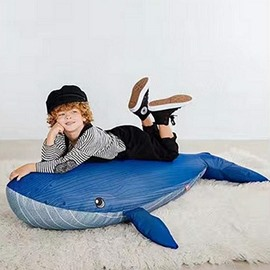 Creative Cartoon Shark Design Lazy Sofa Tatami Seat
