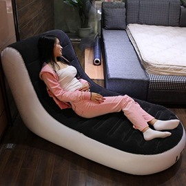 Softy Modern Design Inflatable Lazy Sofa Tatami Seat