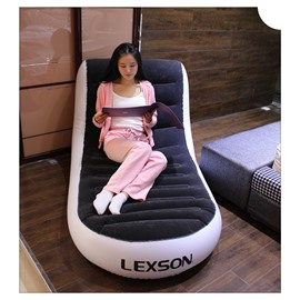 Inflatable PVC High Quality Softy Modern Design Tatami Seat Relax Lazy Sofa