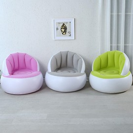 Bright Softy Modern Design Multicolor Option Inflatable Lazy Sofa Tatami Seat