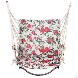 Cozy Simple Design Hanging Hammock Chair Swing