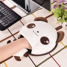 USB Heat Computer Accessories Cute Toy Warm Hand Mouse Pad Cover