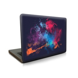 Galaxy Color Pattern Hard Plastic Cover for MacBook