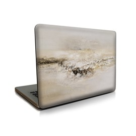 River View Pattern Hard Plastic Cover for MacBook