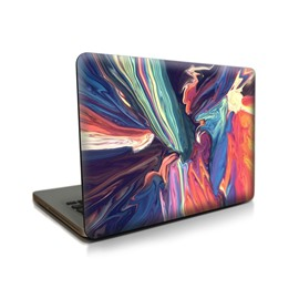 Amazing Colorful Desert Pattern Hard Plastic Cover for MacBook