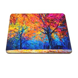 Maple Forest Pattern Hard Plastic Cover for MacBook