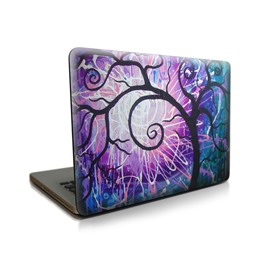 Magic Tree Pattern Hard Plastic Cover for MacBook