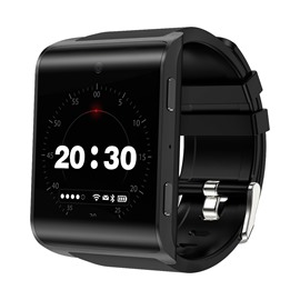 Heart Rate Monitor Dial Call GPS Alarm Clock Smart Watch