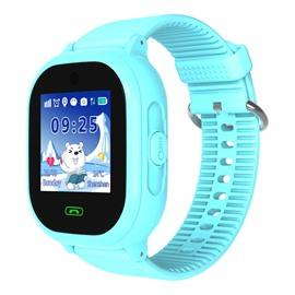 Pushbutton Unisex Answer Call Social Entertainment Smart Watch