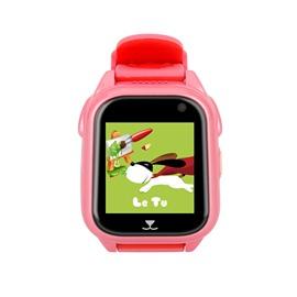 Social Entertainment Push Message Square Dial Shape Smart Watch