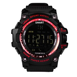 Touch-Screen Waterproof Calorie Counter Location Smart Watch